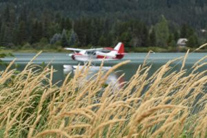 Whistler CancerRoadTrip Cancer Road Trip seaplane