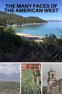 American West Coast Travels