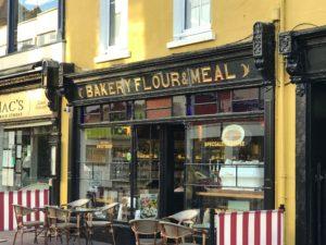 The front of one popular pub in Killarney, Ireland.