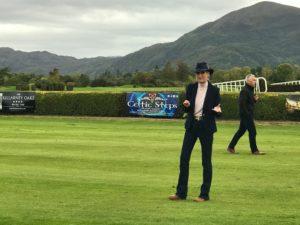 One of Ireland's leading authorities on horse racing speaks to TBEX
