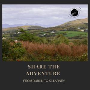 Dublin to Killarney