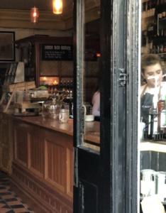 A Killarney pub with coffee to go!