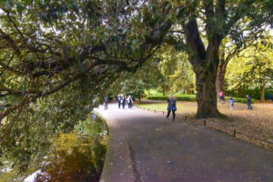 St. Stephen's Green, Dublin Ireland