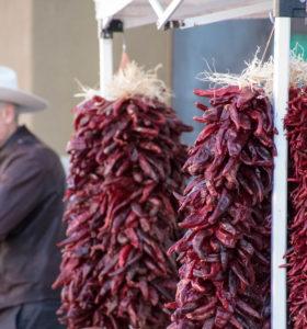 Farmers Market Santa Fe Restaurant Tour Food Tour New Mexico