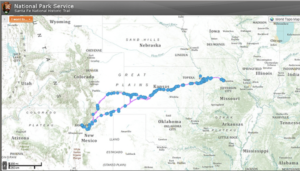 Sanata Fe Trail CancerRoadTrip Cancer Road Trip