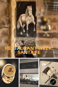 Santa Fe Restaurant Week