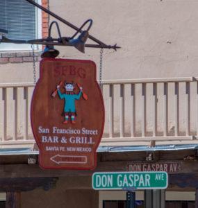 Cancer Road Trip Santa Fe Food Tour New Mexico