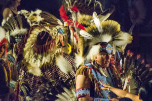 Gathering of Nations powwow Cancer Road Trip Indian Dances #GatheringoftheNations