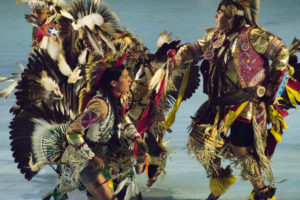 Pow Wow Cancer Road Trip Indian Dances #GatheringoftheNations CancerRoadTrip