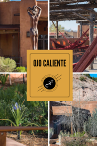 CancerRoadTrip spa Ojo Caliente New Mexico