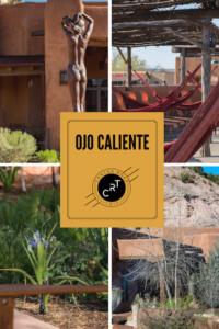 CancerRoadTrip spa Ojo Caliente New Mexico