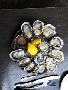 Oysters CancerRoadTrip Vashon Island Area