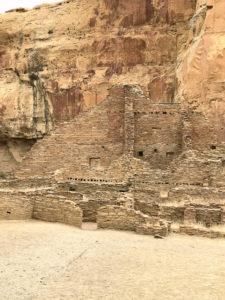 Camping chaco canyon CancerRoadTrip