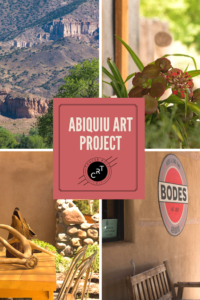 CancerRoadTrip Georgia O'Keeffe Country Abiquiu Abiquiu Art Project