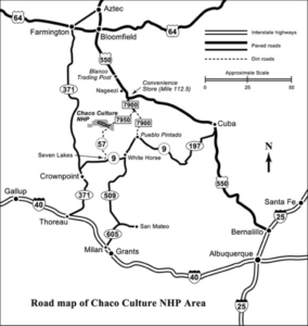 CancerRoadTrip Camping Chaco Canyon