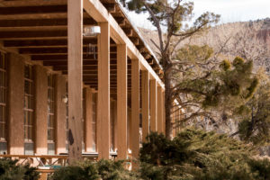 O'Keeffe House, CancerRoadTrip, Ghost Ranch