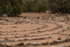 Labyrinth Santa Fe
