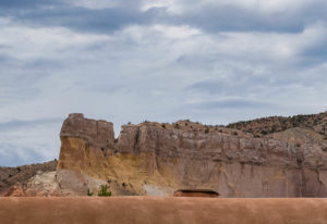CancerRoadTrip, O'Keeffe House, Ghost Ranch