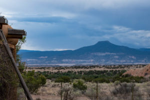 CancerRoadTrip, Ghost Ranch