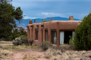 O'Keeffe House, Ghost Ranch, CancerRoadTrip