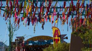 CancerRoadTrip Folk Art Festival Santa Fe