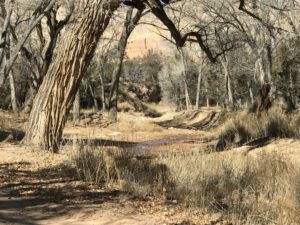 O'Keeffe House, Ghost Ranch, CancerRoadTripv