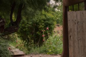 CancerRoadTrip, O'Keeffe house in Abiquiu