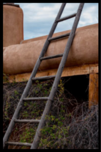 O'Keeffe House, CancerRoadTrip, Ghost Ranch