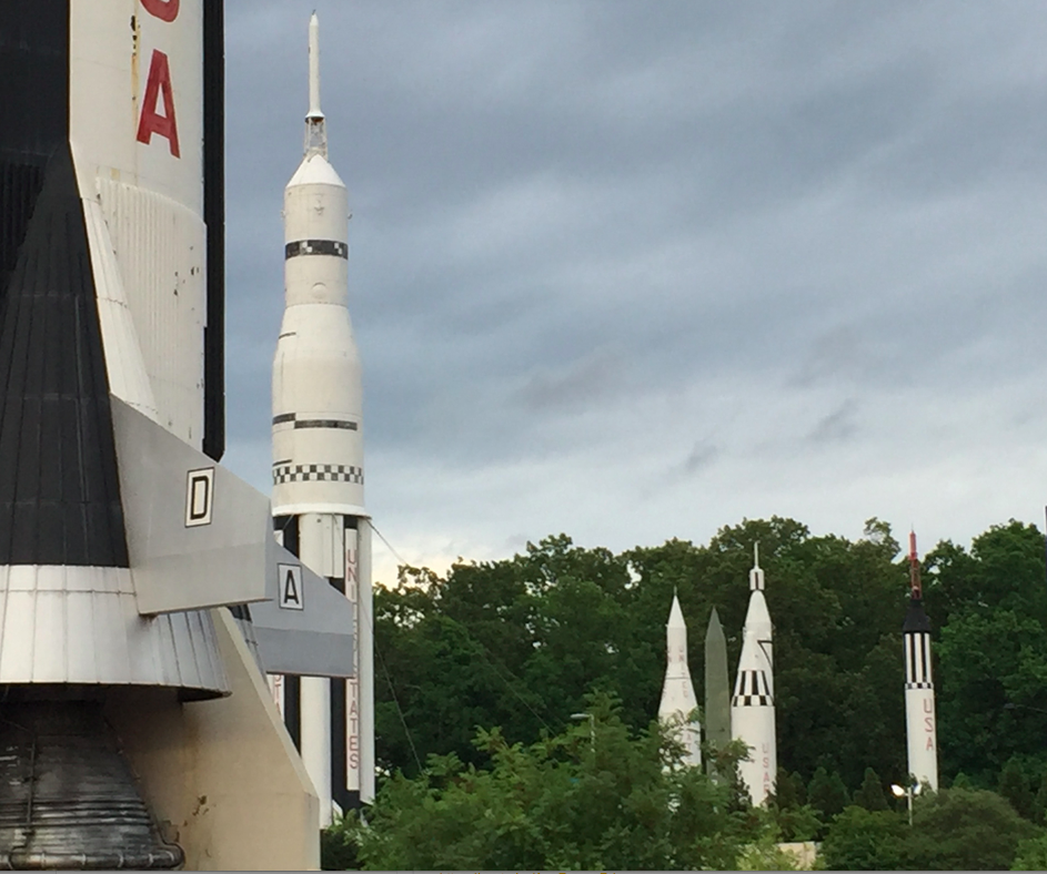 Huntsville Alabama (aka Rocket City!) with #TBEX