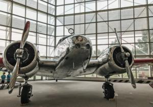 Aviation #CancerRoadTrip AmeliaEarhart Seattle, Puget Sound