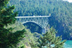 #Whidlbey #Island #PugetSound #water #DecptionPass #Bridge CancerRoadTrip Cancer Road Trip Whidbey Island
