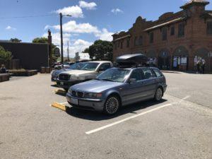#BMW #Yakima #Thule