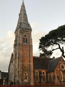 Church in Killarney Ireland