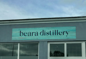 Beara Distillery, Beara Peninsula tourism, Beara peninsula map