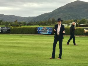 One of Ireland's leading authorities on horse racing speaks to TBEX