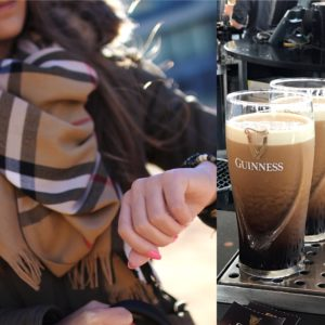 Irish Adventures: Burberry in the Land of Guinness