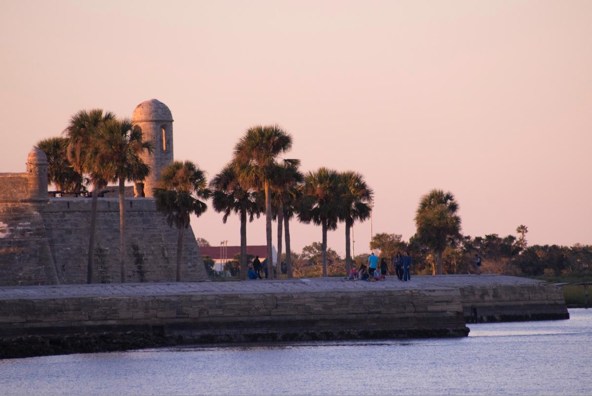 CancerRoadTrip St. Augustine, FL