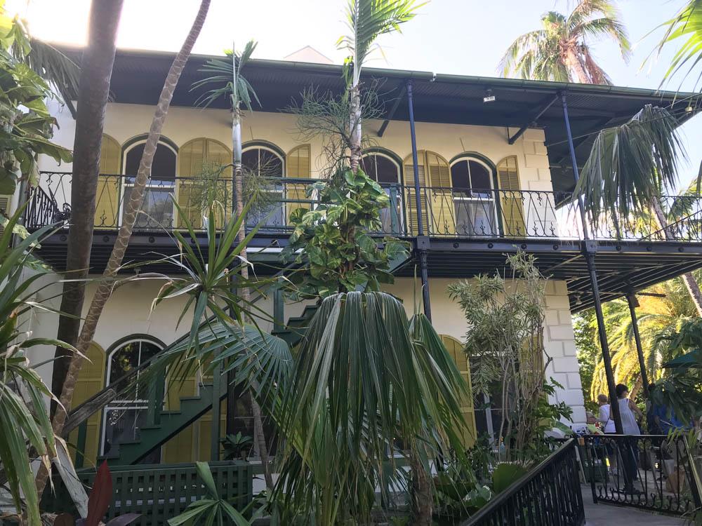 Hemingway Key West