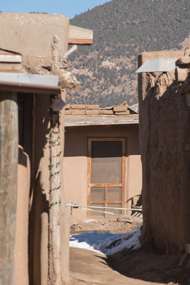 Taos Pueblo in Taos New Mexico CancerRoadTrip