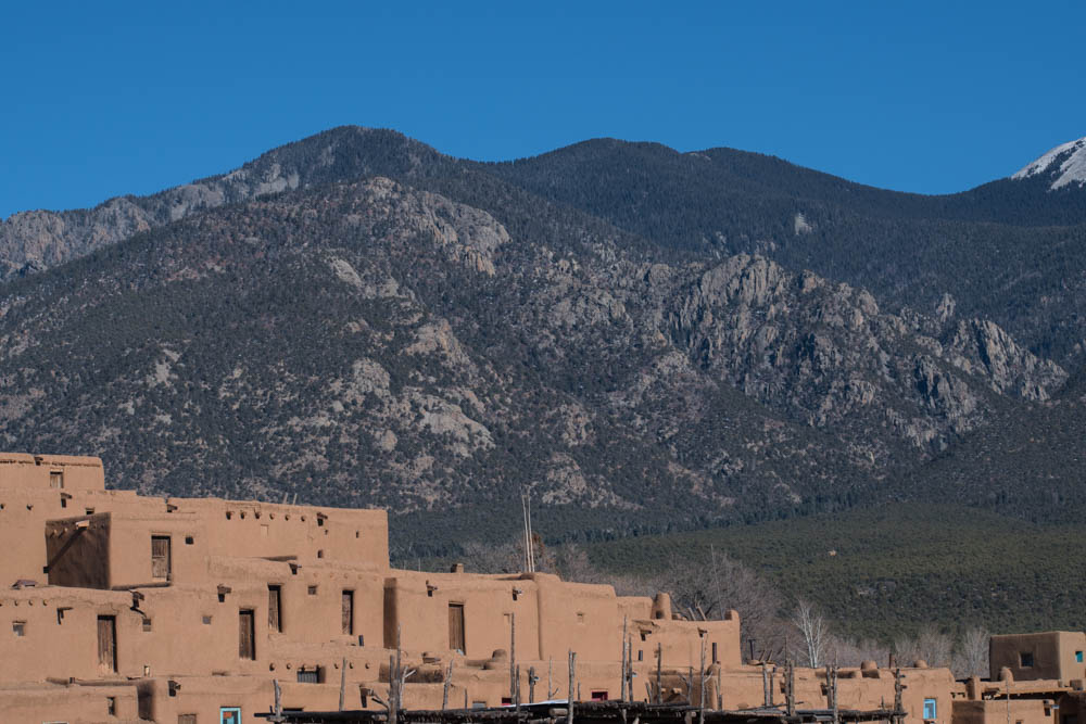 CancerRoadTrip Taos New Mexico
