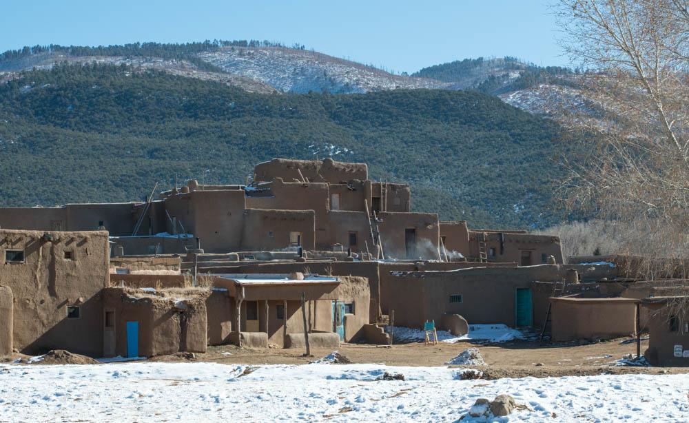 CancerRoadTrip Pueblo, Taos New Mexico