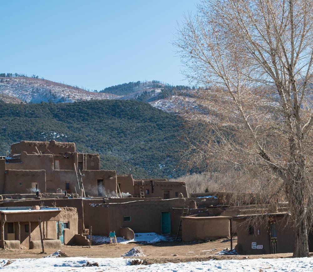 CancerRoadTrip Pueblo Taos New Mexico