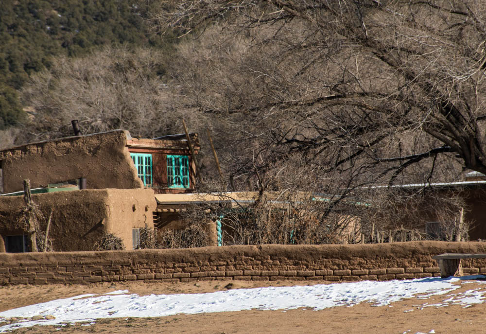 CancerRoadTrip Pueblo at Taos New Mexico