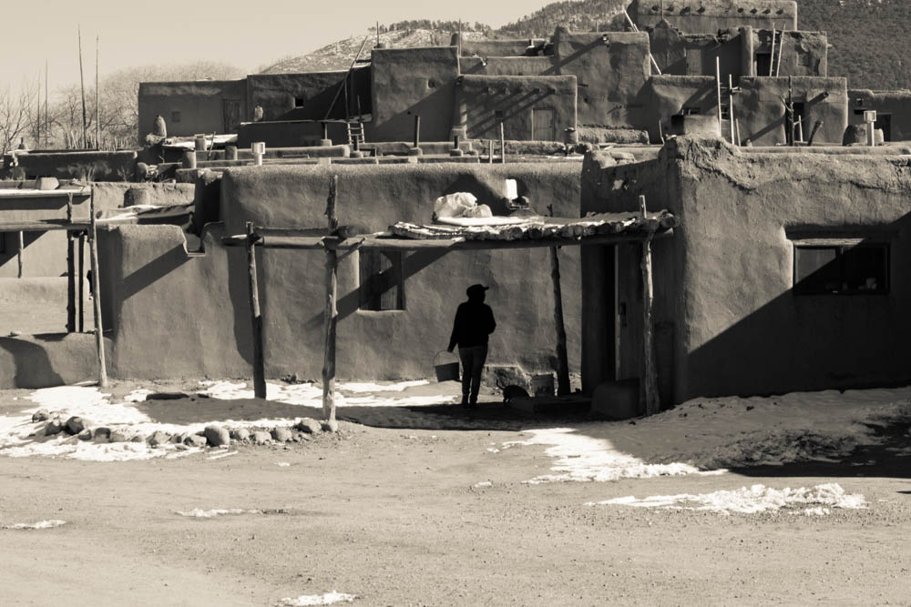 The Pueblo at Taos New Mexico CancerRoadTrip
