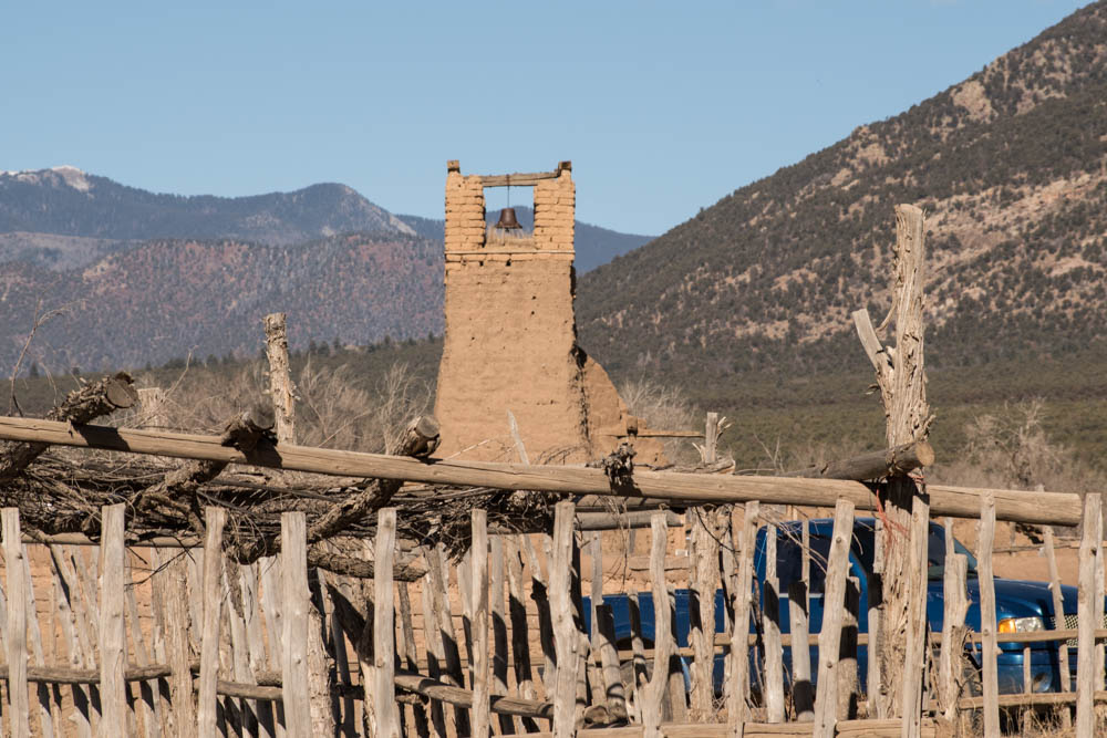The Pueblo at Taos New Mexico