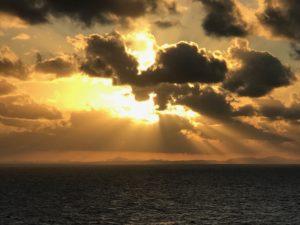 Cuba from cruise ship CancerRoadTrip Cancer Road Trip