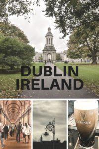 Pinterest for Dublin Ireland