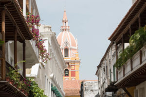 Cartagena and a Cup of Colombian Coffee