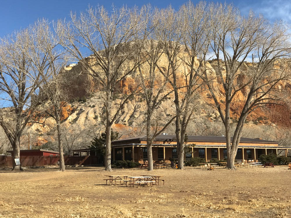 CancerRoadTrip, Ghost Ranch NM