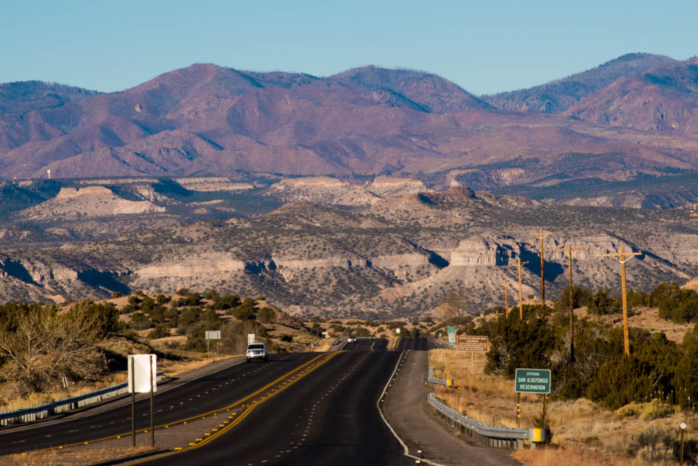 The American West Cancer-Road-Trip
